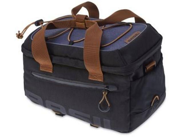 Basil Miles Topcase Luggage Pannier Bag 7l, black slate
